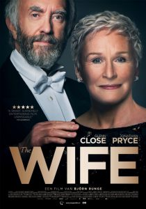 Afbeelding filmposter the Wife